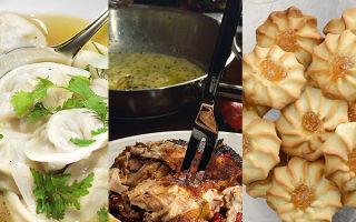 10 незаслуженно забытых вкуснейших блюд из СССР