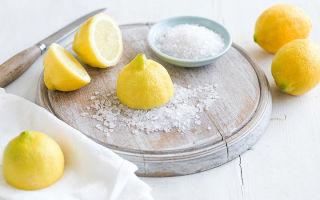 Разрезанный лимон в спальне и другие способы применения цитрусового