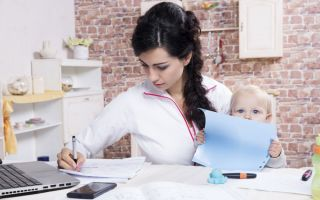Как найти работу будущим мамочкам