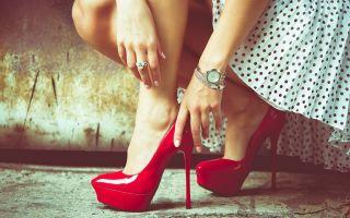 Как за 1 минуту понять удобные туфли или нет