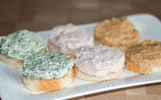 Топ-7 самых вкусных замазок на хлеб за 5 минут