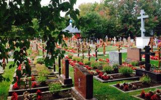 Можно ли ходить на кладбище в воскресенье