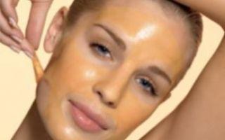 Курс медового массажа повысит тонус кожи лица