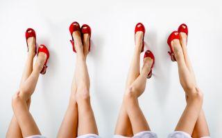 Форма ног может выдать все твои тайны