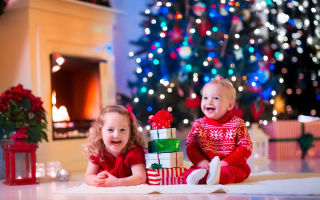 Что подарить ребенку на новый год — полезные и интересные подарки