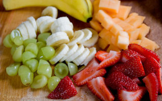 Диета против целлюлита: фрукты против апельсиновой корки