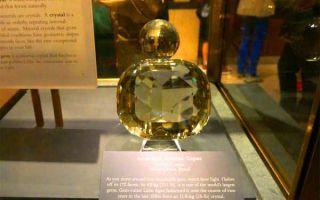 Самые дорогие драгоценные камни в мире