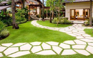Как легко избавиться от травы на садовых дорожках навсегда