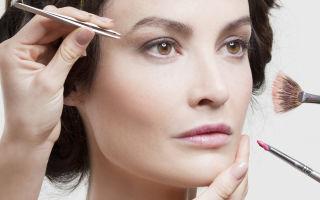 10 ошибок макияжа зрелых женщин