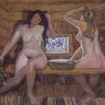 девушки в бане