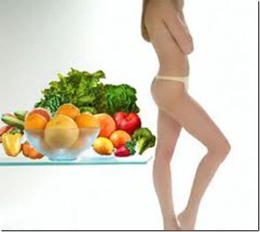 Целлюлит и продукты питания