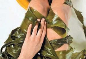 обёртывания с водорослями