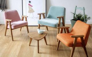 Как вписать советскую мебель в современной интерьер