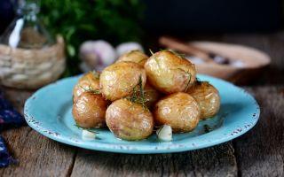 Быстрый и простой способ очистить варёный картофель