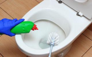 Как прочистить унитаз без вантуза и троса самостоятельно