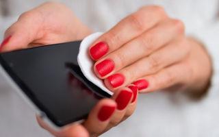 Телефон грязнее унитаза: как правильно его очистить