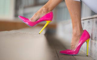 Как без боли носить высокие каблуки целый день: совет топ-модели