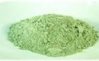 Зеленая глина от целлюлита: рецепты, отзывы