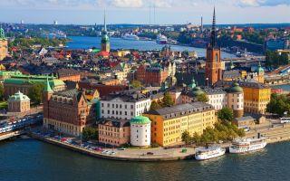 Сколько дней можно прожить в Швеции на 100 тысяч рублей?
