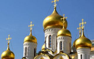 Крестное знамение у православных — как правильно креститься
