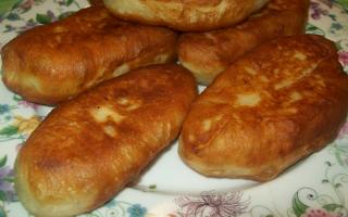Пирожки для лентяев: рецепт теста-пятиминутки