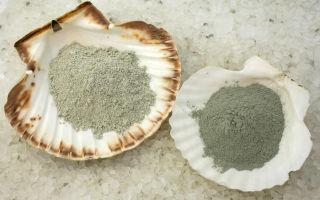 Голубая глина от целлюлита: обертывание или ванны?