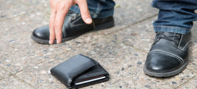 Что делать, если нашел деньги на улице