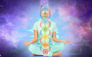 Энергетические каналы в теле человека
