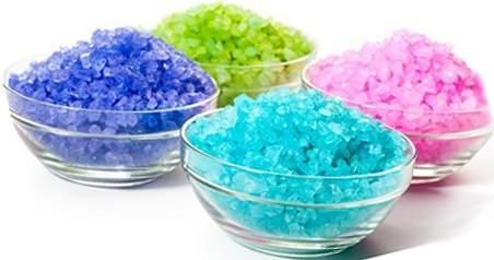 Морская соль для борьбы с целлюлитом