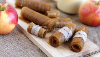 Как сделать домашнию пастилу из яблок: полезно и вкусно