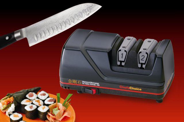 Чем поточить нож в домашних условиях