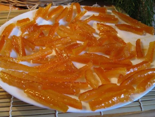 Отвар из мандариновых корок